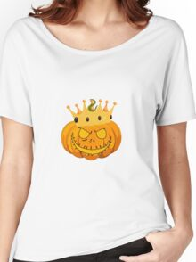 Pumpkin King Women's Relaxed Fit T-Shirt