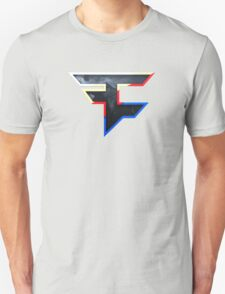 Faze 2.0 | World Logo | Black Background T-Shirt