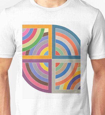 Frank Stella Protractors Unisex T-Shirt