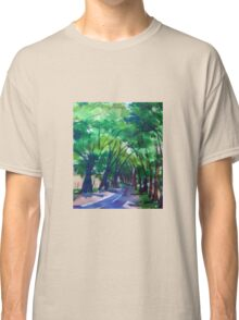 Avenue of Honour - Bacchus Marsh Vic Australia Classic T-Shirt