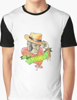 Nick Valentine - Be My Valentine Graphic T-Shirt