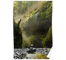 Columbia Gorge Poster