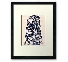 My Ruin  Framed Print