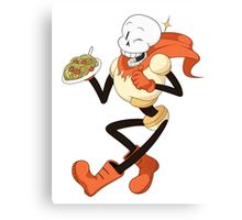 Undertale - Papyrus Canvas Print