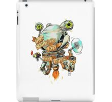 Codsworth - Two Centuries Late for Dinner iPad Case/Skin