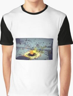 Besiege Explosion Graphic T-Shirt
