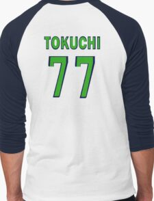 One Outs Tokuchi Toua Men's Baseball ¾ T-Shirt