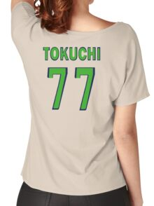 One Outs Tokuchi Toua Women's Relaxed Fit T-Shirt