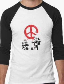 Banksy Storm Troopers  T-Shirt