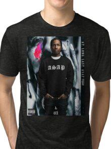 ASAP ROCKY - A.L.L.A Tri-blend T-Shirt