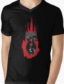 Smart Bomb Mens V-Neck T-Shirt