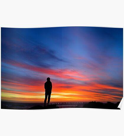 Sunset Heaven  Poster