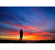 Sunset Heaven  Photographic Print
