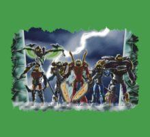 Legends of Okoto Kids Tee