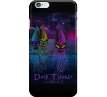 Rainbow Squid Skulls iPhone Case/Skin
