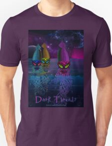 Rainbow Squid Skulls T-Shirt