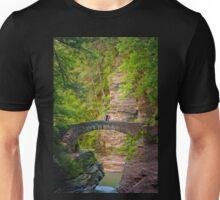 Bridge Over Enfield Creek Unisex T-Shirt