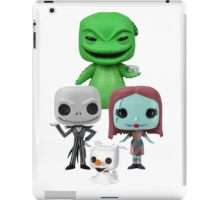 The Nightmare Before Chirstmas iPad Case/Skin