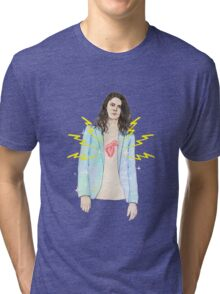 Electric Love Tri-blend T-Shirt