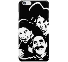 The Marx Brothers Attire  iPhone Case/Skin