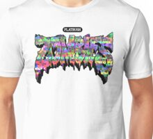 Flatbush Zombies Glitch Unisex T-Shirt
