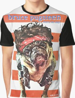 bruce pugsteen Graphic T-Shirt