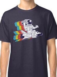 funky astronaut Classic T-Shirt