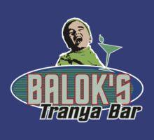 Star Trek - Balok's Tranya Bar by Jeff East