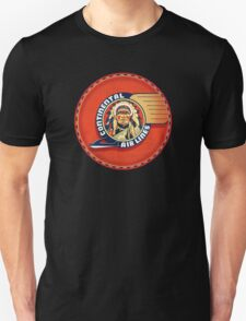 Vintage Continental Airlines USA Unisex T-Shirt