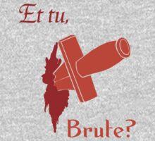 Shakespeare - Julius Caesar - et tu, Brute? Baby Tee