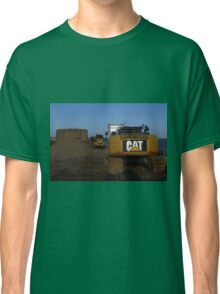 Lancaster Earthmoving CAT Classic T-Shirt