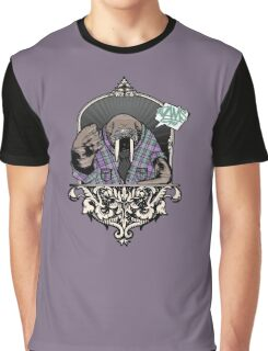 Walrus FTW Graphic T-Shirt
