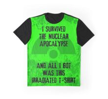 I survived the Nuclear Apocalypse Graphic T-Shirt