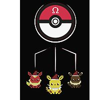 Pokemon Ruby Omega Photographic Print