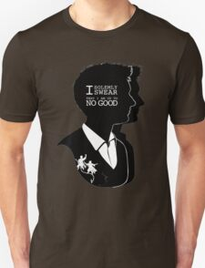 """I solemly swear that i am up to NO GOOD"" Unisex T-Shirt"