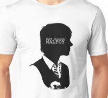 """Eat slugs Malfoy!"" Unisex T-Shirt"