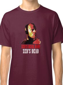 Zed is Dead - for dark shirts Classic T-Shirt