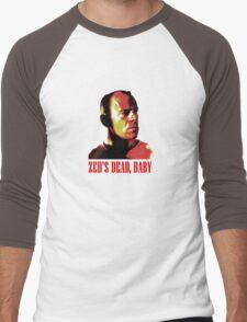 Zed is Dead - for dark shirts Men's Baseball ¾ T-Shirt