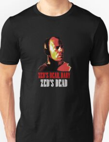 Zed is Dead - for dark shirts Unisex T-Shirt