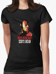 Zed is Dead - for dark shirts Womens Fitted T-Shirt