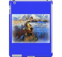 Deep Stillness iPad Case/Skin