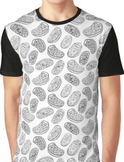 Mitochondria repeating pattern Graphic T-Shirt
