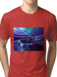 Blue Hole Tri-blend T-Shirt