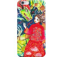 The dragon's bride iPhone Case/Skin