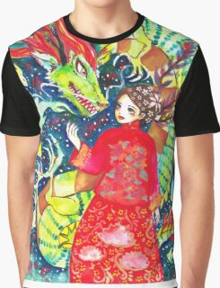 The dragon's bride Graphic T-Shirt