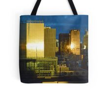 Melbourne Sunrise Tote Bag