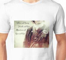 Outlander/Jamie Fraser/Opening song Unisex T-Shirt
