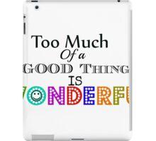 Wonderful Things ... iPad Case/Skin