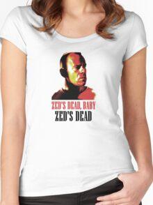 Zed Is Dead Women's Fitted Scoop T-Shirt