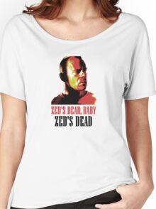 Zed Is Dead Women's Relaxed Fit T-Shirt